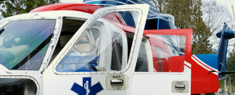 Air Ambulance- Flight Injury Lawyer