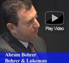 Abram Bohrer - Flight Injury Attorney Video